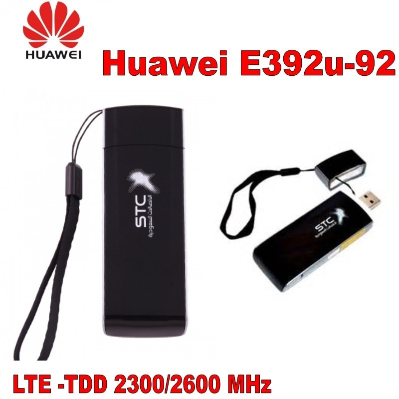 Lot of 100pcs Huawei Original Unlocked E392u-92 USB Modem