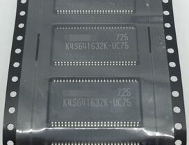 100% nuevo envío gratis K4S641632K-UC75
