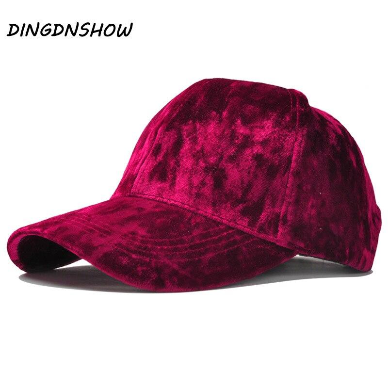 [DINGDNSHOW] модная бейсболка для взрослых, хлопковая кепка Snapbacks, бархатная зимняя теплая Кепка в стиле хип-хоп, 2019, кепка для мужчин и женщин