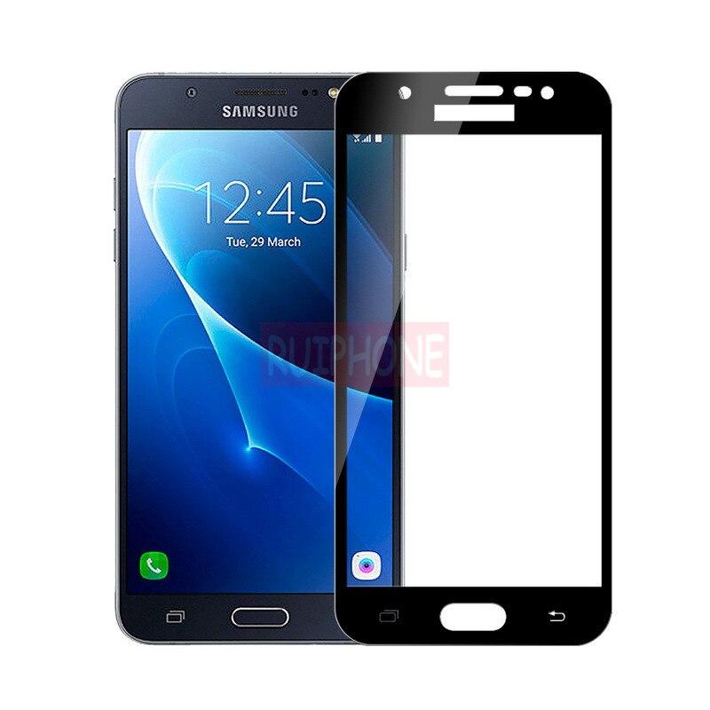Закаленное стекло для Samsung Galaxy J3 J5 J7 2017 2016 A3 A5 2017 на J5 J7 J2 Prime защитный чехол для экрана полный защитный чехол