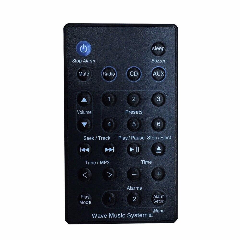 Fernbedienung geeignet Soundtouch Welle Musik Radio Radio/CD System I II III IV 5 CD Multi Disc-Player