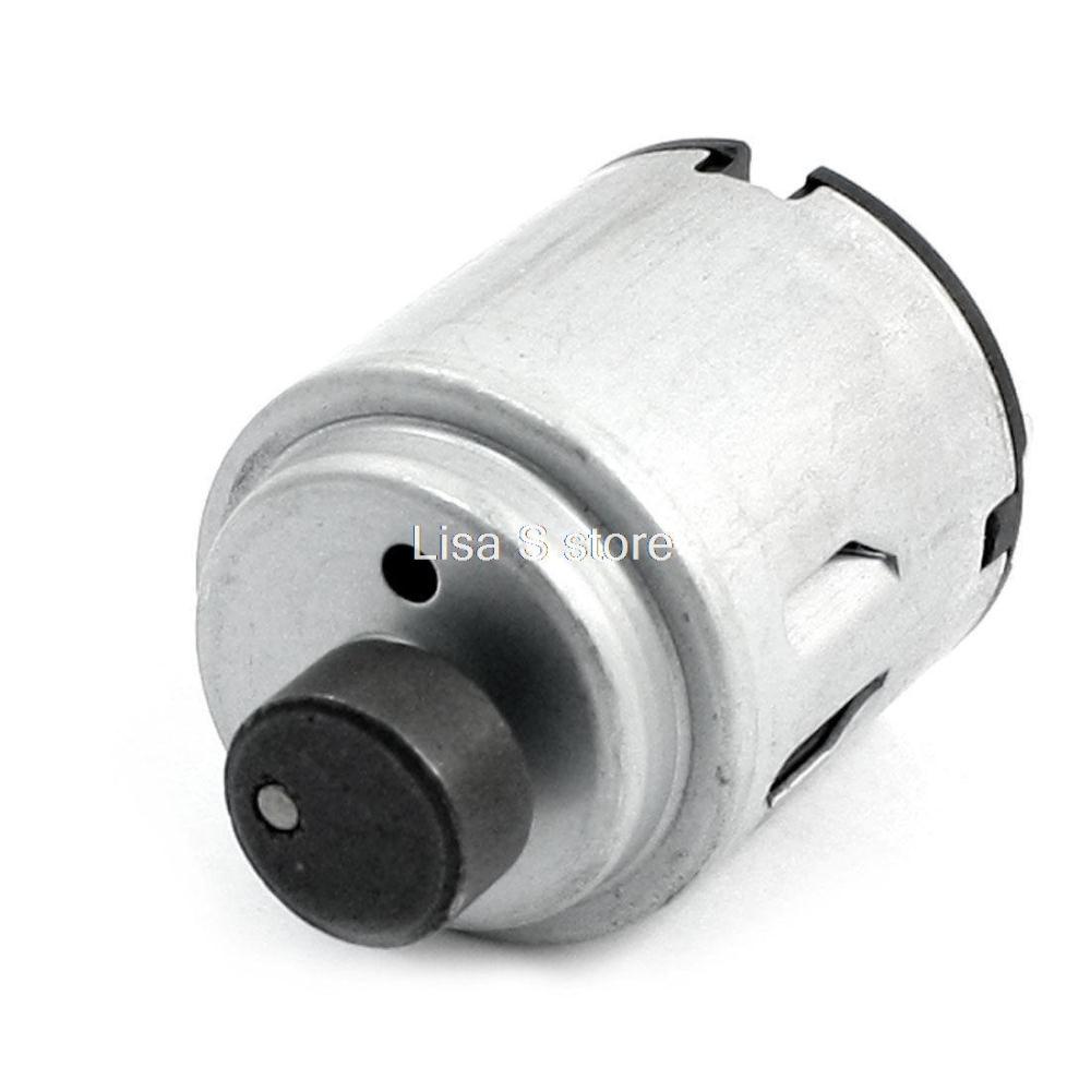 6900 rpm 1.5-6 v dc torque alto do eixo redondo mini micro motor de vibração r260