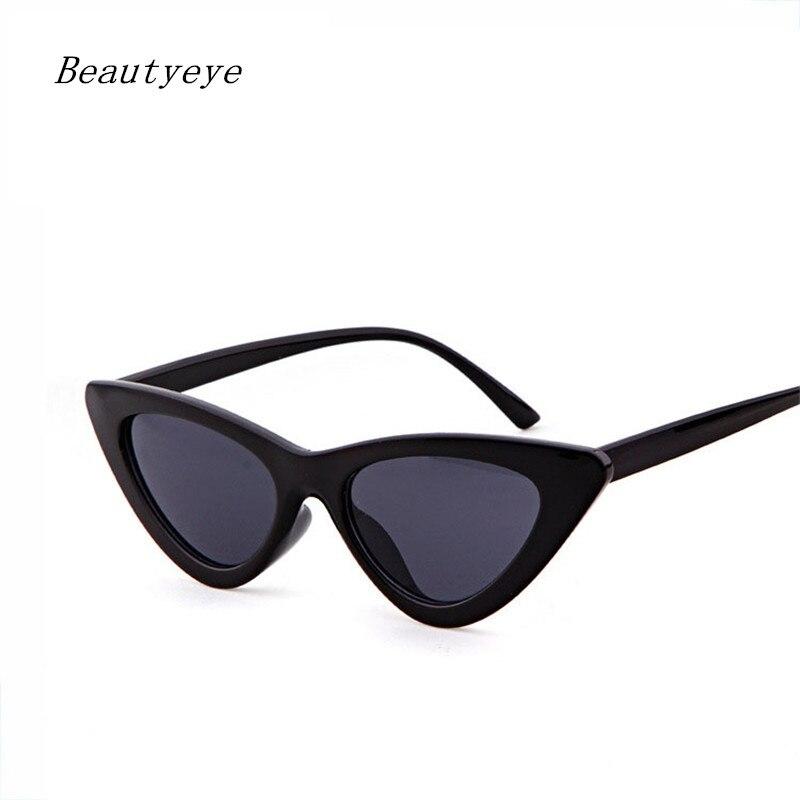Beautyeye винтажные женские солнцезащитные очки кошачий глаз брендовые дизайнерские