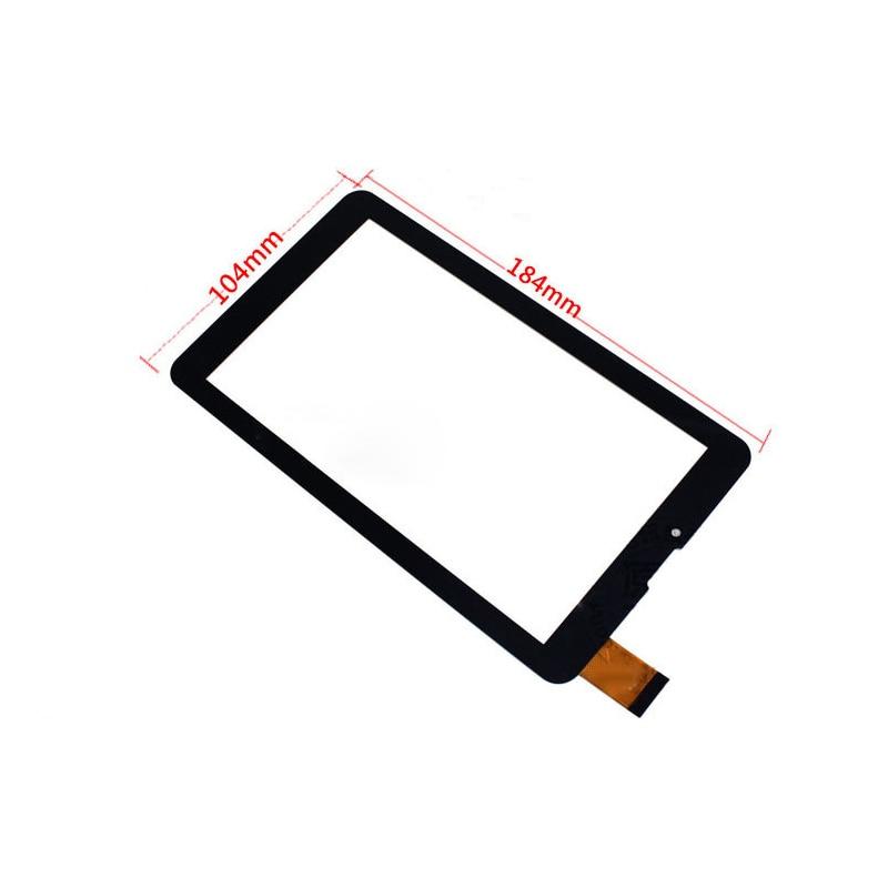 Novo 7 Polegada painel sensor de vidro digitador da tela toque para philco ptb7rrg 3g