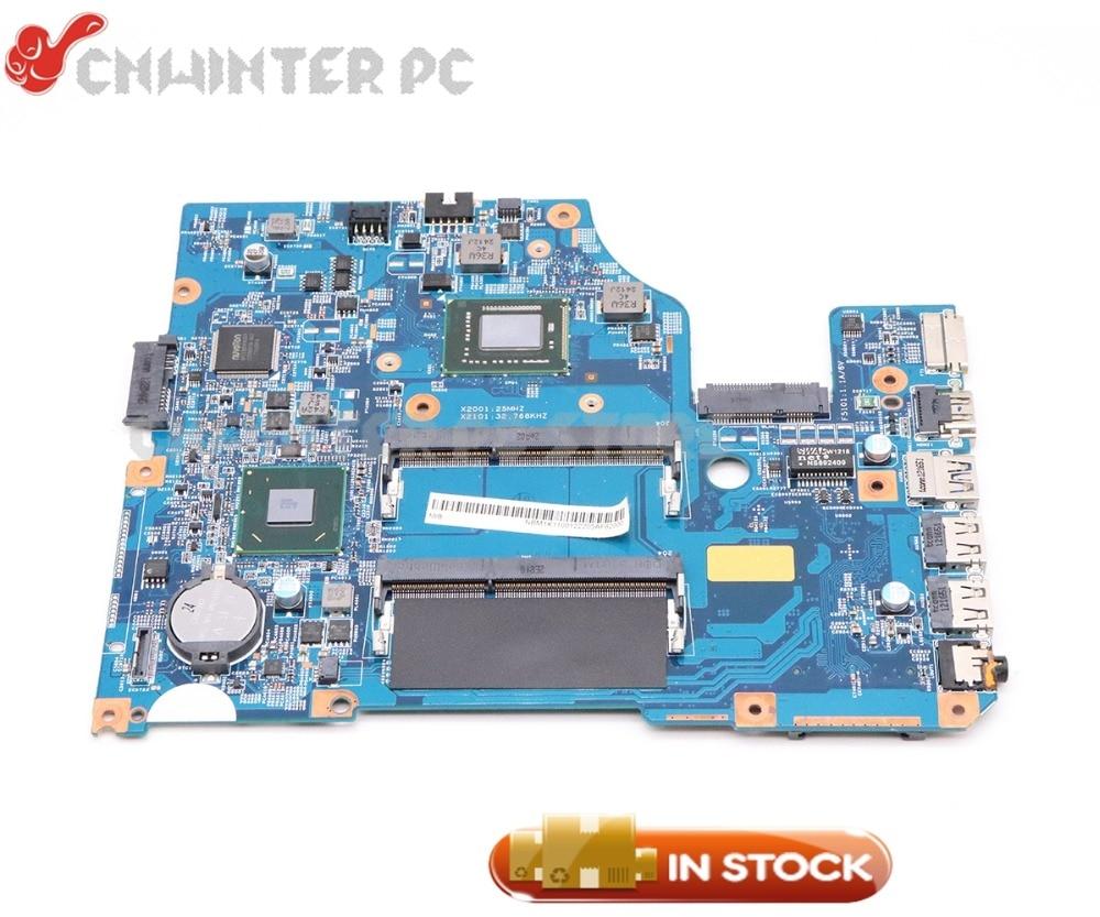 NOKOTION para Acer aspire V5-571 placa base de computadora portátil NB M1K11.001 NBM1K11001 48.4VM02! 011 I3-2367M CPU HD4000 DDR3