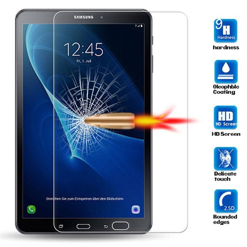 Protector de pantalla para Samsung Galaxy Tab 2 10,1 s2 8 tab pro 8,4 tab3 8 de templado de vidrio de P5100 N8000 T710 T715 T311 T310 T320 T325