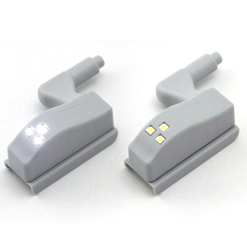 Luz de Armario Universal, Sensor de luz Led Armario, lámpara con bisagra para interior para Armario, Armario, cocina