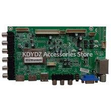 free shipping  Good test  for LE39B50 LED39C530 motherboard MSTV2410-ZC01-01 screen V390HJ1-P02