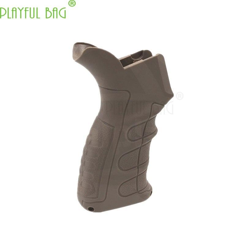 PB juguetón bolsa G16 tácticos al aire libre de nylon Mango para juguete de agua bala AEG agarre para motor trasero agarre mejor adulto regalo LI16