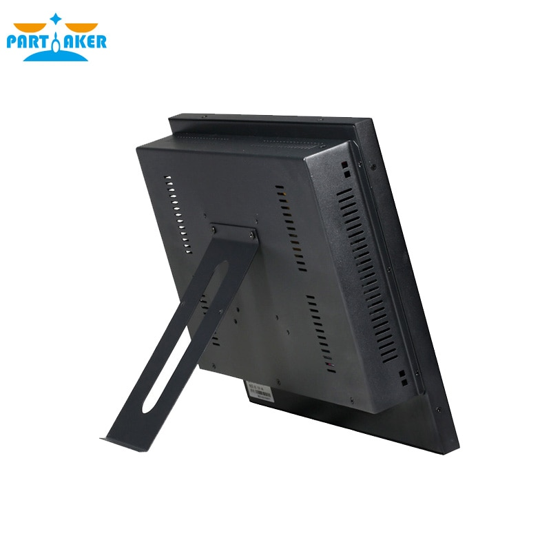 Partaker Elite Z13 15 Inch Touch Panel PC With Intel Core I5 3317u Made-In-China 5 Wire Resistive Touch Screen 4G RAM 64G SSD enlarge