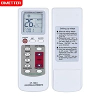universal air conditioner ac remote control kt 109 ii replace air conditioning remote for zonsin