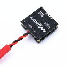 LANTIAN mini 2.4G band spectrum analyzer High sensitivity OLED display For DIY FPV Drone Quadcopter