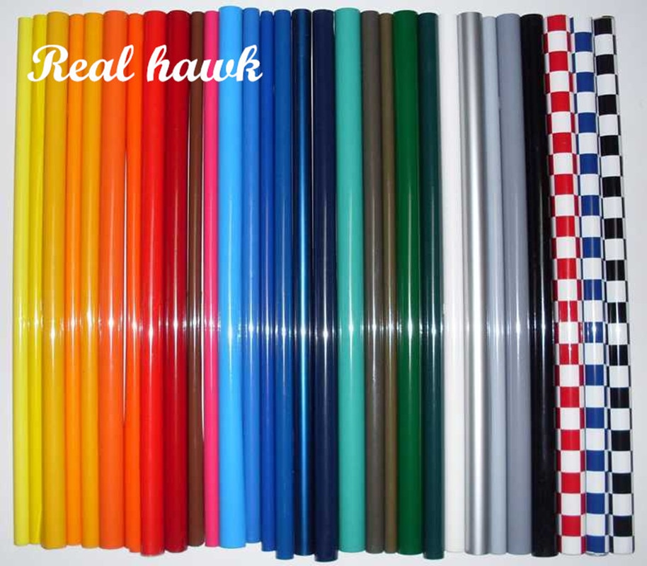 2Meters/Lot Hot Shrink Covering Film Model Film For RC Airplane Models DIY High Quality Factory Price Free Shipping enlarge