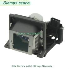 Tout nouveau 499B045O80 VLT-XD206LP XD206LP pour Mitsubishi SD206U XD206U-G XD206U projecteur lampe de remplacement avec boîtier
