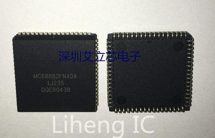 100% novo & original MC68882FN40A MC68882FN40 MC68882