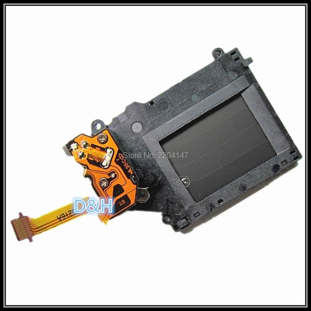 100% Original obturador assy/obturador grupo hoja cortina unidad para Sony NEX-3 NEX-3N; NEX-C3; NEX-F3 NEX3 NEX3N Mini SLR