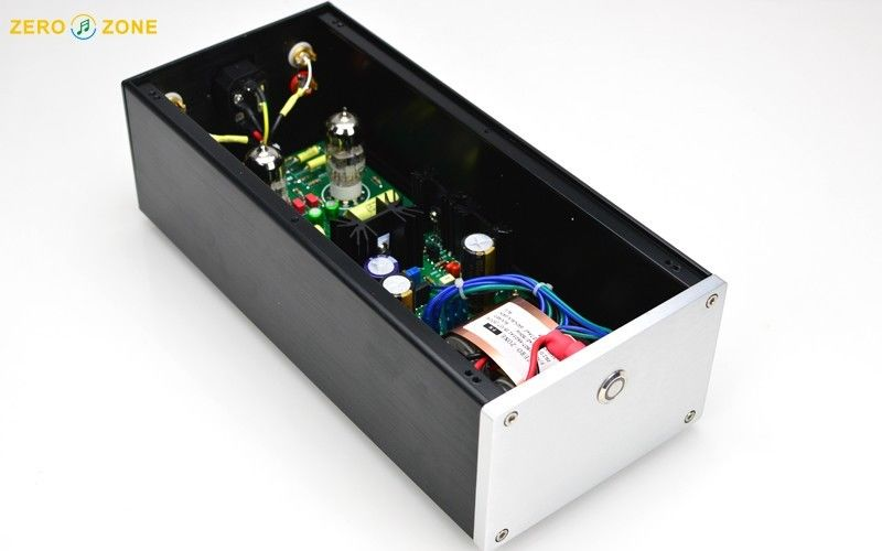 ZEROZONE PRT-09A EH 6922 Rohr puffer vorverstärker basis auf Musical Fidelity X-10D L8-18