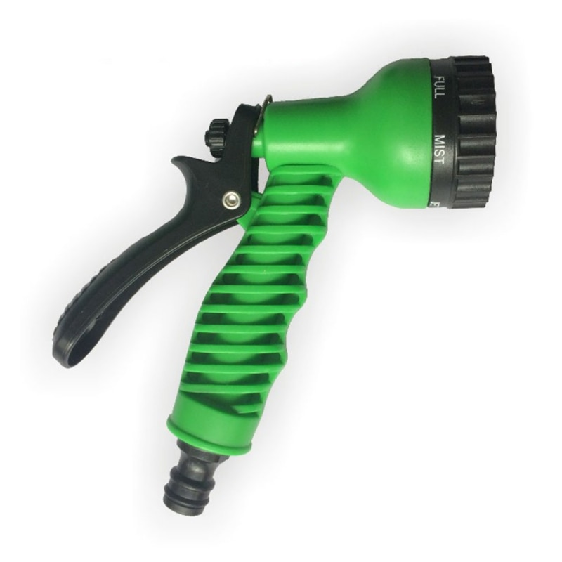 Manguera de jardín extensible magia Flexible manguera de agua de la manguera tubo de mangueras de plástico con Spray pistola riego accesorios de conector