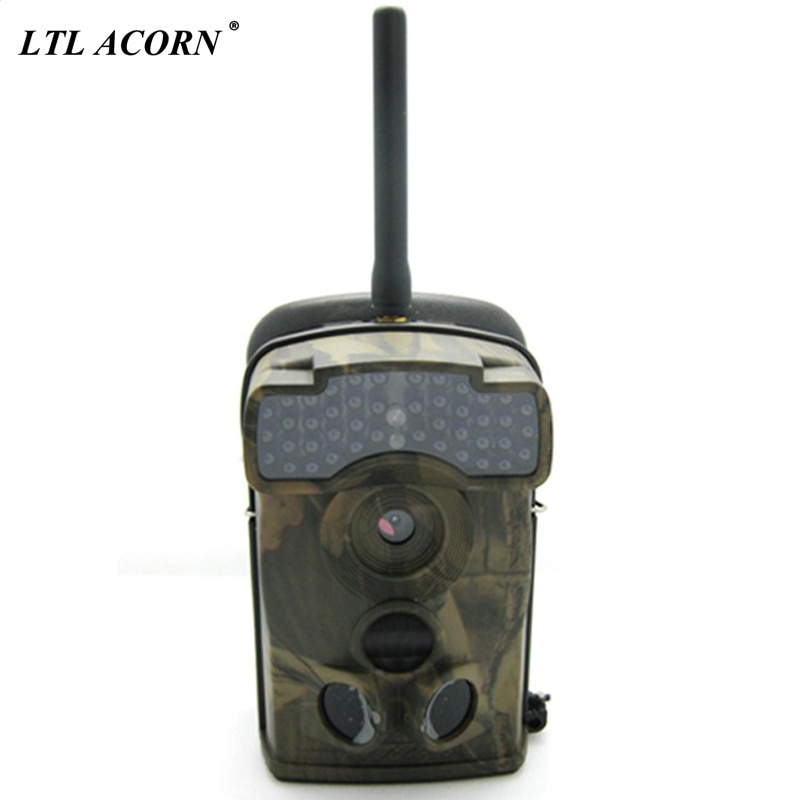 Ltl Acorn 5310MG Photo Traps GSM MMS GPRS Wild Camera Traps 12MP HD 940NM IR Trail Hunting Camera Waterproof Scouting Camcorder недорого