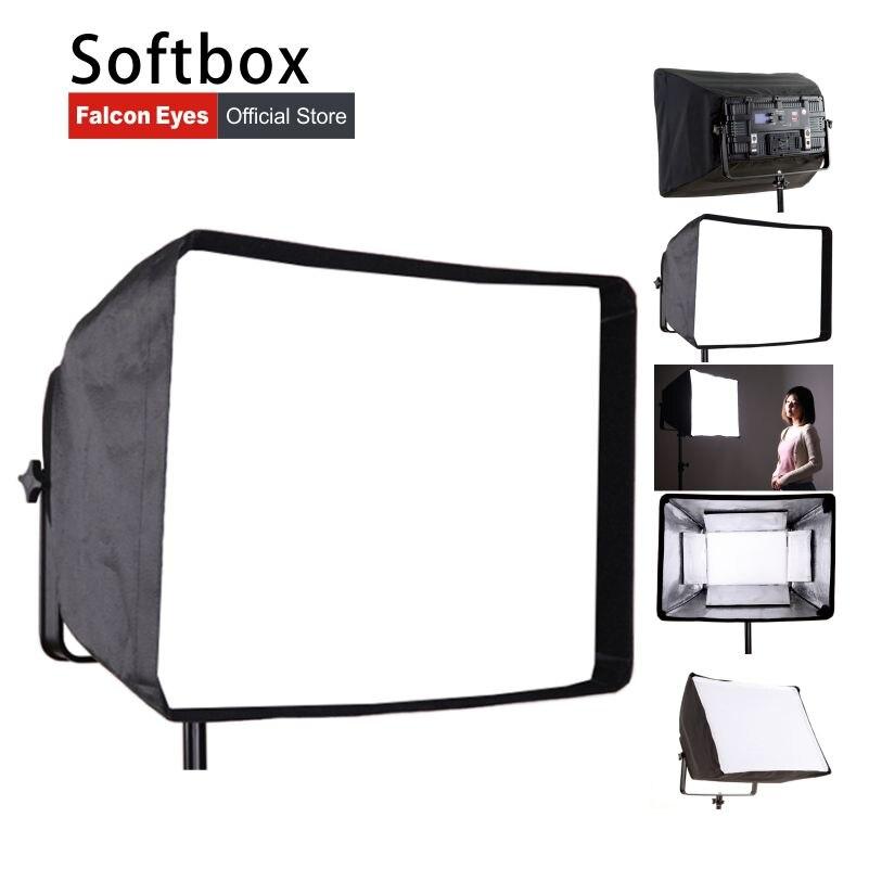 Falcon Eyes Faltbare LP-1SB/LP-2SB/LP-3SB Softbox für LP-2005TD/LP-2805TD LED Panel Licht CD50