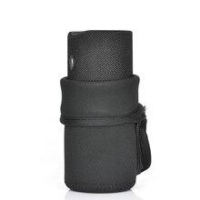 Przenośne etui ochronne podróżne Zipper Carry Cover Bag Box do głośnika Amazon Tap SGA998