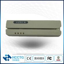 Compatible MSR206 USB Lecteur de Cartes À Bande Magnétique Piste 1/2/3 terminal HCC206 usb lecteur de cartes à bande magnétique