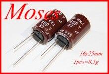 450 V 47 Uf 100% Originele Nieuwe Ncc Kxj Serie Elektrolytische Condensator Radial 16X25 Mm (100 Pcs)
