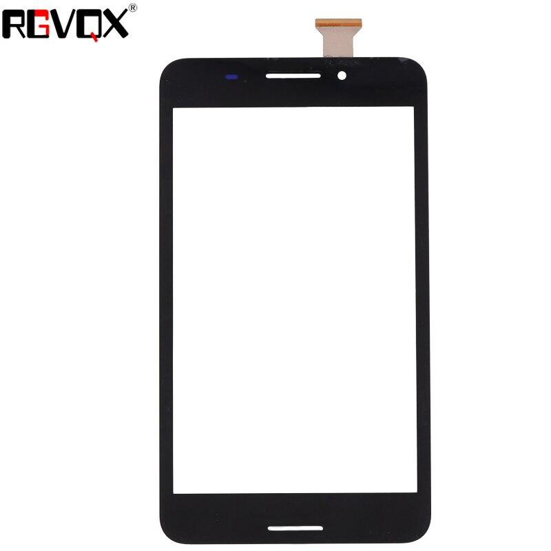 """RLGVQDX nuevo 7 """"blanca/negra Blanco/Negro táctil pantalla para Asus FE375 ME375 K019 vidrio de repuesto"""