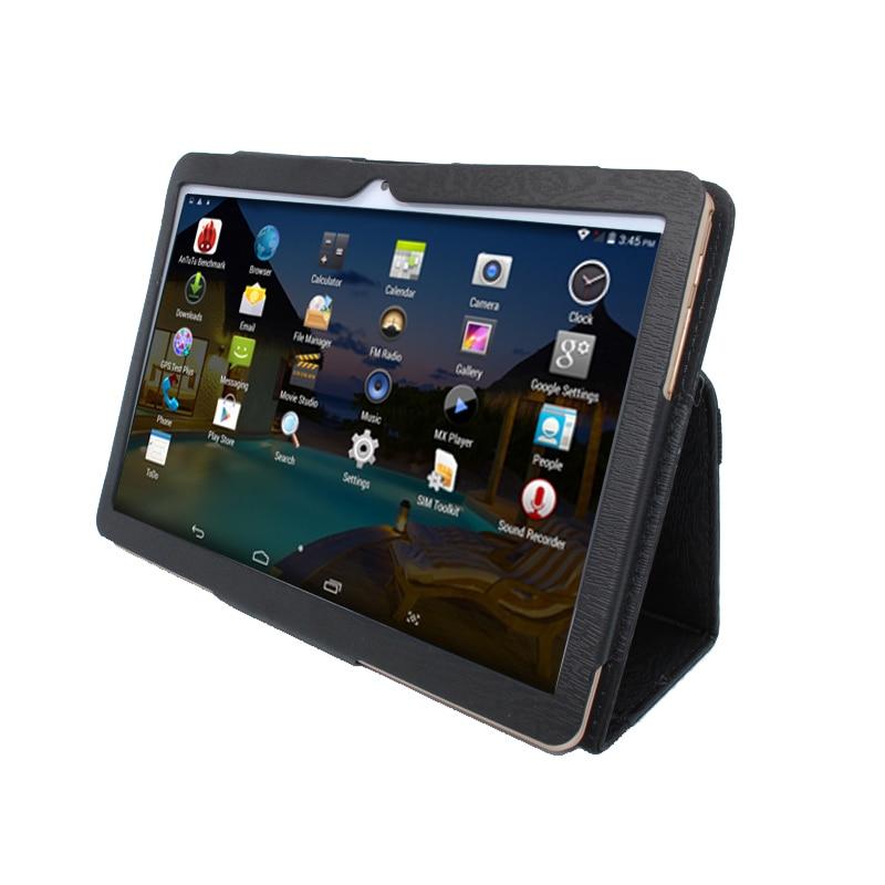 O Envio gratuito de 2017 Nova iBOPAIDA ANDROID 6.0 4G TELEFONE TABLET PC IPS 9.7 de polegada DUAL SIM 16 GB/32 GB Quad CORE 3G 4G GPS caso presente
