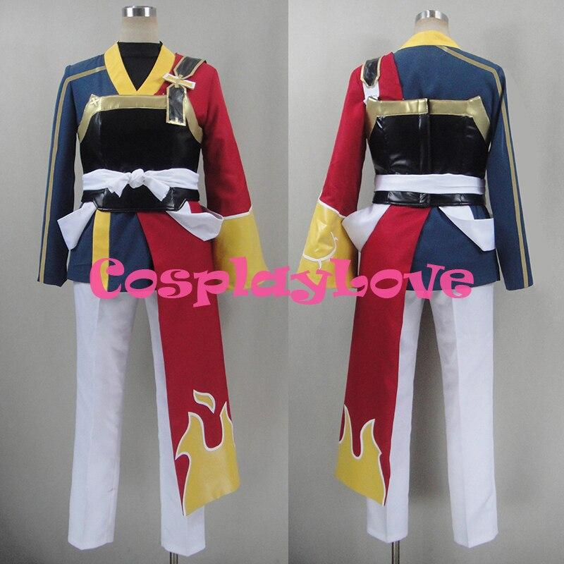 Custom Made Japanese Anime Sword Art Online 2 ALfheim Online ALO Klein Ryotaro Tsuboi Cosplay Costume Women Christmas Halloween