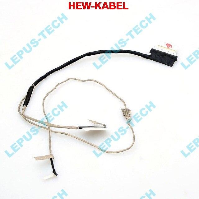 Novo cabo lcd para hp 15-ac 15-af 250 g4 255 g4 250 g5 ahl50 30pin led dc020026m00 lvds cabo de vídeo flex