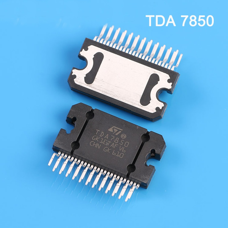 Original 1PC Tda7850 Tda7560 4x45W 4X50W amplificador de coche IC amplificador de Audio IC