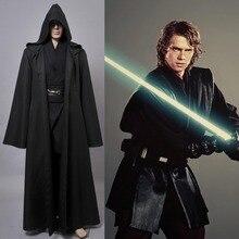 Déguisement Star Wars vengeance des Sith Cosplay déguisement Anakin Skywalker Costumes Halloween carnaval uniforme