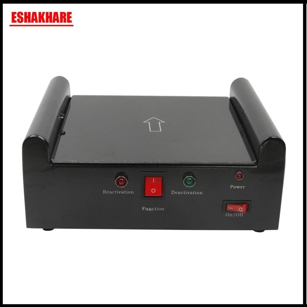 Activador/desactivador EM 2 funciones en 1 sistema de alarma de seguridad de biblioteca