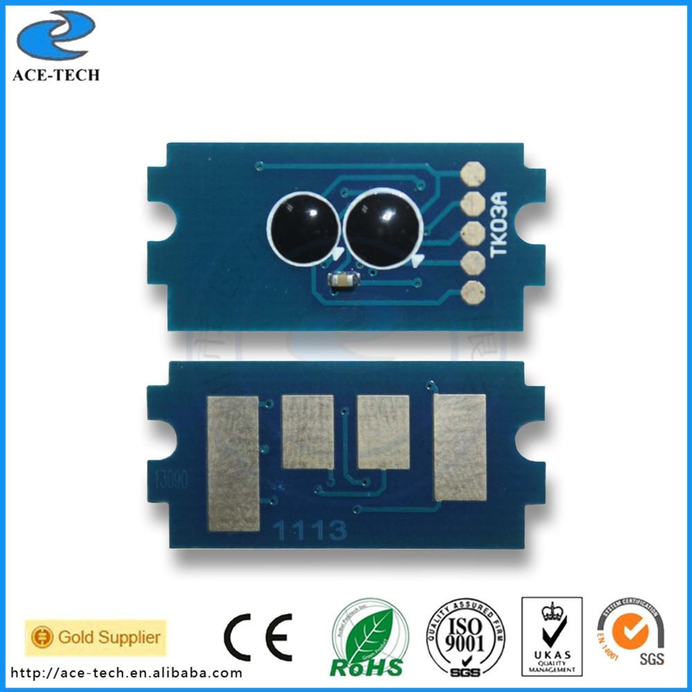 2,1 K TK1125 TK1129 TK-1125 чип картриджа для Kyocera TK-1129 лазерного принтера, сброс тонера