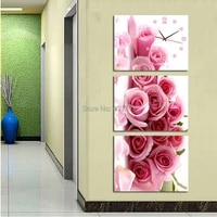 beautiful flower modern painting printed oil painting on canvas painting canvas wall art picture home decorative