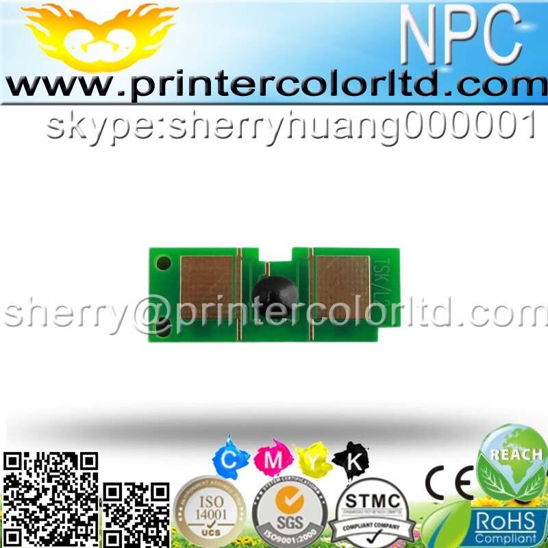 BK) chip de tóner de impresora Láser universal para HP Q2610A qq6511a Q7551A Q7553A Q1338A Q1339A BK
