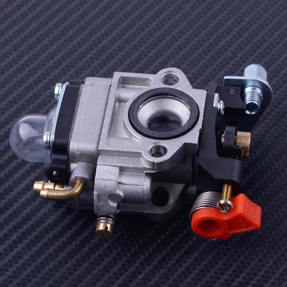 Letaosk carburador apto para 24cc 25cc 26cc brushcutter gerador aparador de sebes folha ventilador peças