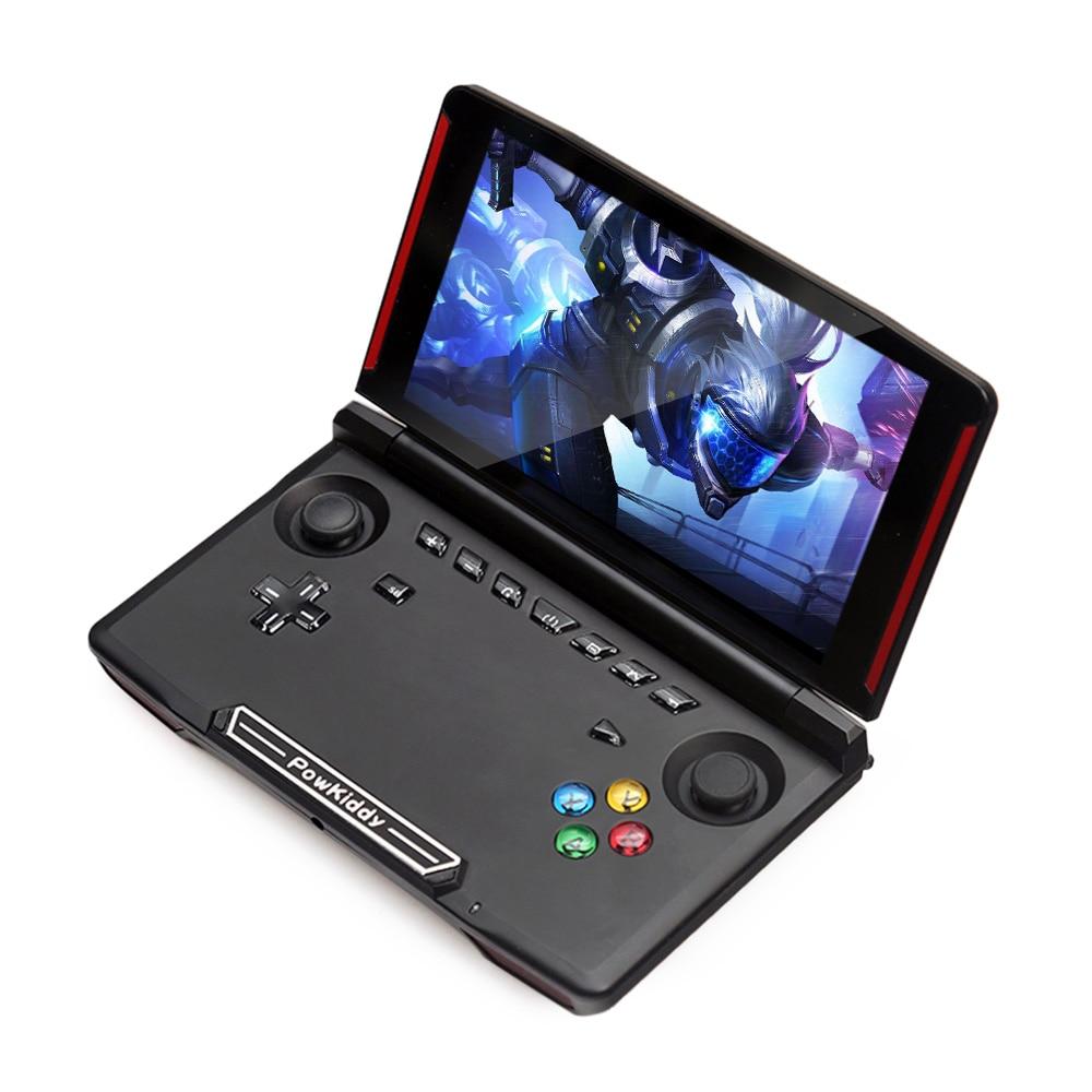 X18 consola de juegos portátil A53 Quad-core CPU 5,5 pulgadas pantalla táctil Bluetooth 4,0 reproductor de juegos 2G16G soporte de memoria Simulador de juegos