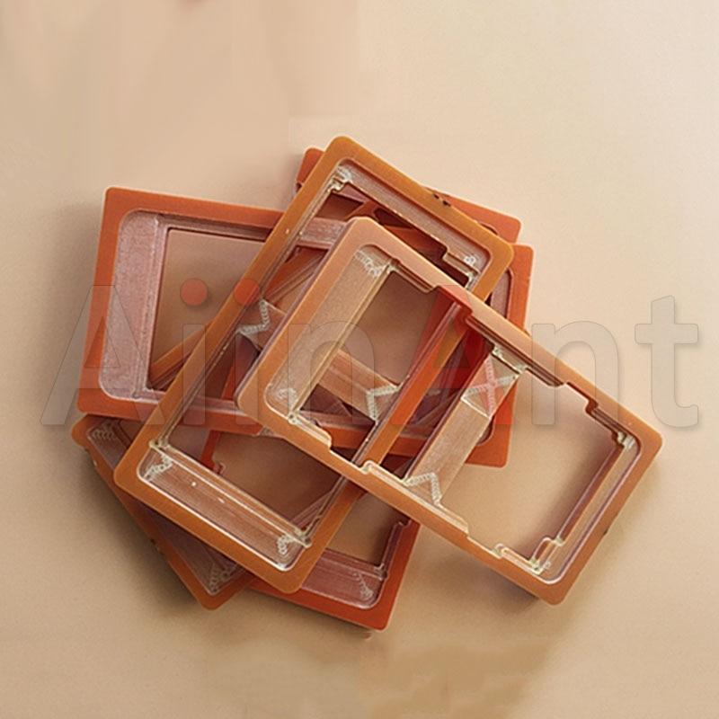 Aiinant molde para sony xperia z z1 z2 z3 z4 z5 m5 c3 c5 t36 compacto lcd tela de vidro display uv loca cola molde substituição