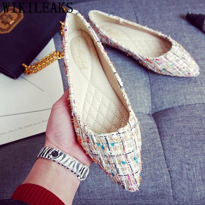 Zapatos coreanos Harajuku de marca famosa para Mujer, Zapatos planos femeninos, bonitos,...