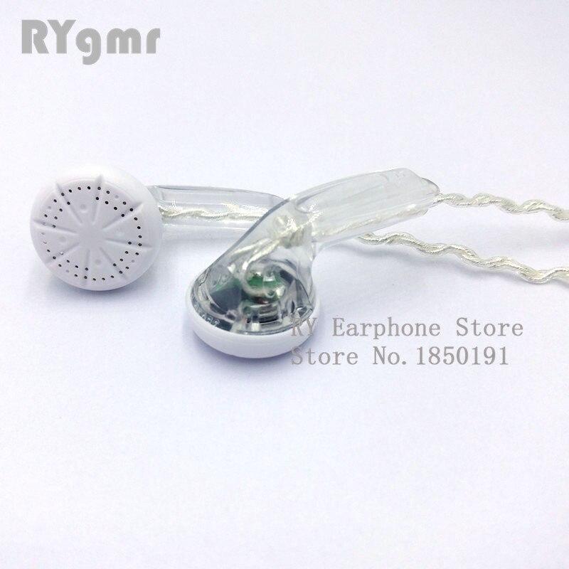 RY4S оригинальные наушники в ухо 15 мм Музыка качество звука HIFI наушники (MX500 Стиль наушники) 3,5 мм прозрачные наушники