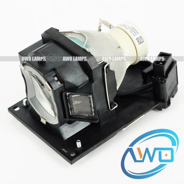 DT01431 Compatible barelamp con la vivienda para HITACHI CP-X2530WN CP-X3030WN proyectores