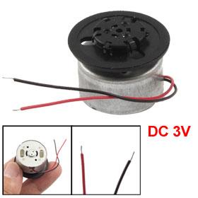 Uxcell (R) gran oferta 1 Uds 24mm bandeja de Base titular de CD, DVD Player Micro Motor DC 3V