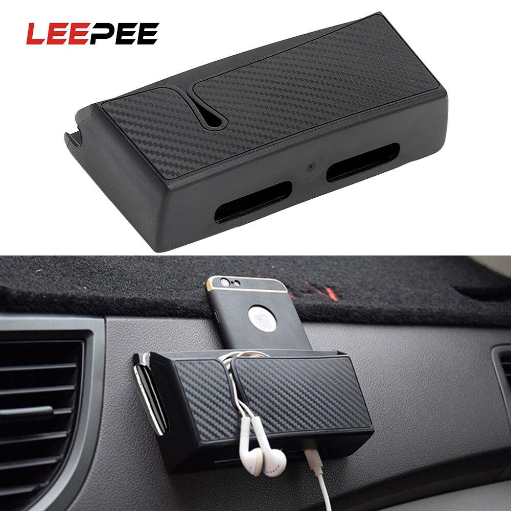 LEEPEE Sting Tidying, автомобильный органайзер, контейнер, держатель для телефона, подставка, автомобильный ящик для хранения телефона, ключи для зарядки, монеты, сумка для автомобильного сиденья