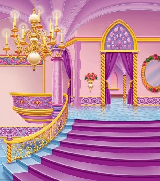 Fondo de estudio fotográfico de 10x10 pies fondo personalizado púrpura princesa ajuste habitación cortina paso vinilo 300cm x 300cm