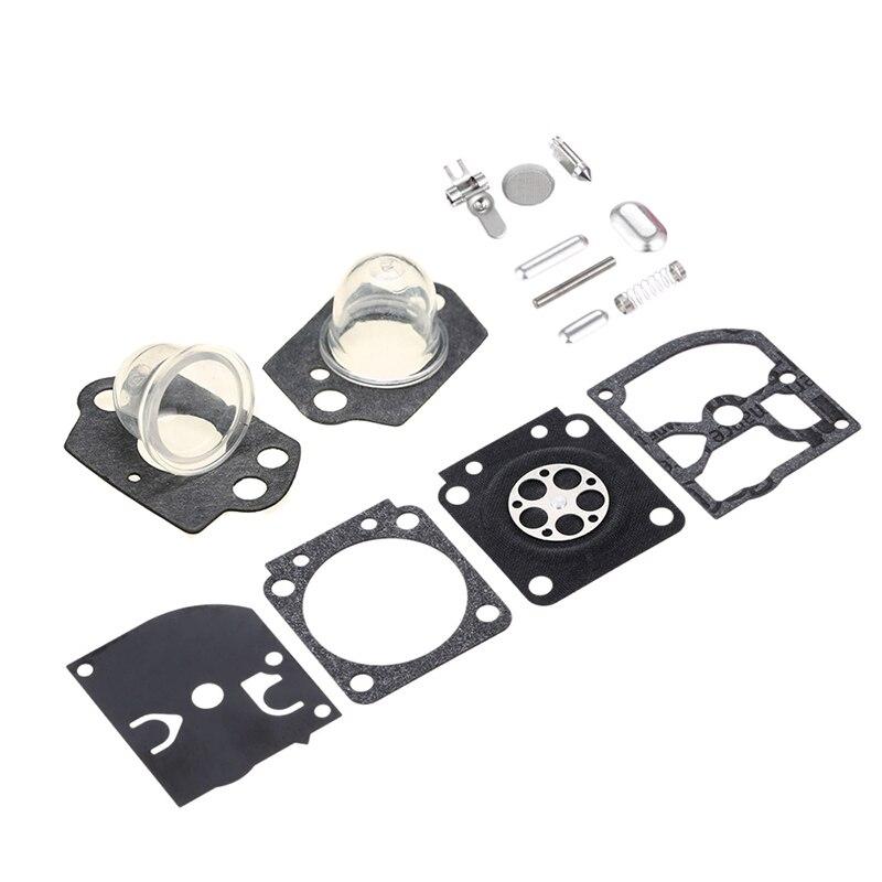 2019 novo conjunto de acessórios do carro carburador reparação kit apto para stihl hs45, fs38, fs55, bg45 zama C1Q-S carb