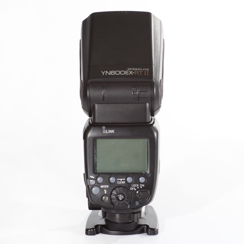 Yongnuo YN600EX-RT ii 2.4g sem fio hss 1/8000s mestre flash speedlite para câmera canon como 600ex-rt ttl eletrônico atacado