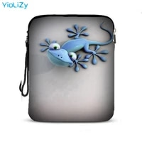 waterproof lizard print 9 7 laptop sleeve tablet protective case notebook bag pouch cover for ipad air pro for ipad 9 7 ip 5059