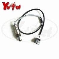 Кислородный датчик YUSSEF O2, подходит для HONDA CIVIC VII EU EP ES EV 1,4 1,6 00-05, DOX-1453 36531-PLD-013 36531-PLD-003, 4 провода, лямбда